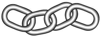 Resultado de imagen de cadena colorear